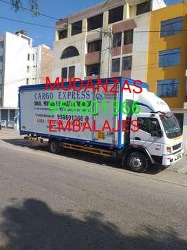 Servicio,transporte , Carga . Mudanzas