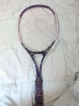 Raqueta Tenis Inglés