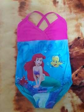 Vestido de Baño de Niña Talla 6