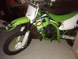 Kawasaki kx 125 2 tiempos