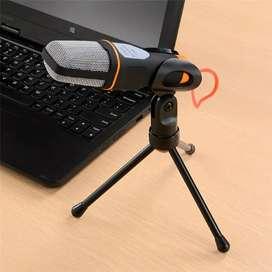 Micrófono condensador profesional. Contraentrega y envío gratis