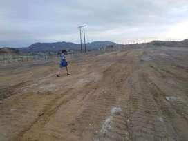 Se vende terreno frente a casa andina