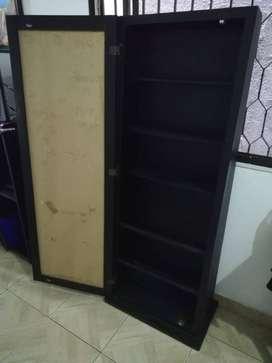 closet y espejo organizador