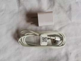 Vendo cargador original para iphone