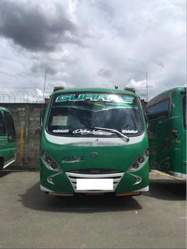Dahiatsu Super Delta Microbus 2002 - Sin Cupo