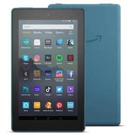 Tablet Amazon Fire 7 Manos Libres Alexa. Entrega Inmediata