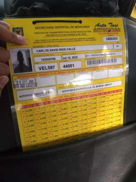 Conductor taxi o camion