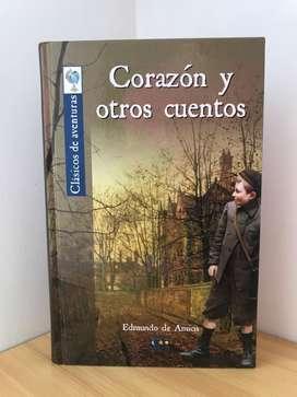 """Libro """"Corazón"""" de Edmundo de Amicis."""