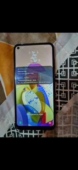 Vendo Samsung A11 semi nuevo