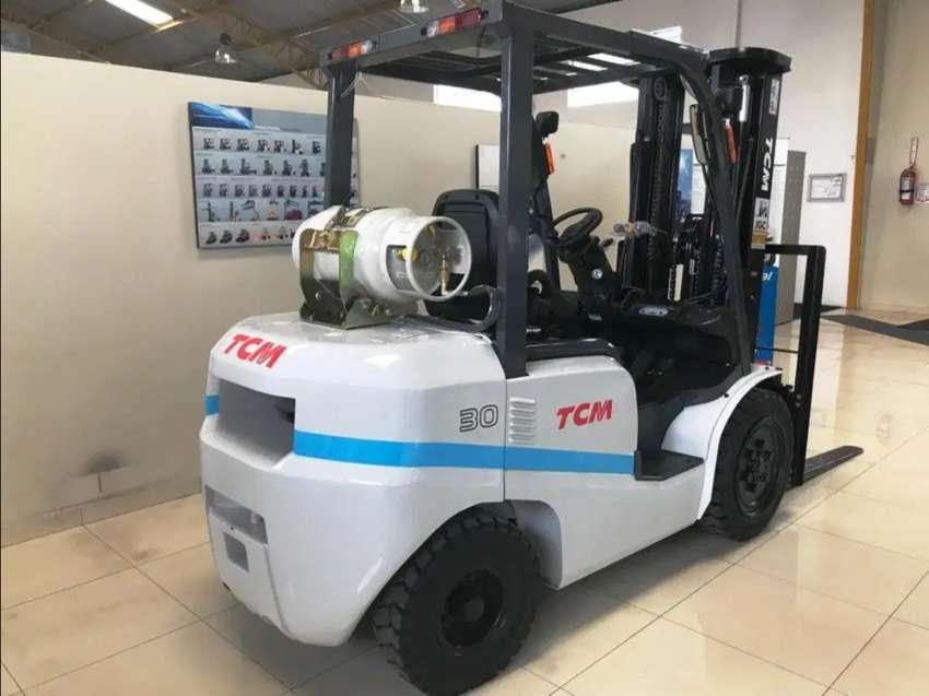 Montacargas TCM 3 TON Japonés 0
