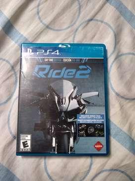 Ride 2 para ps4