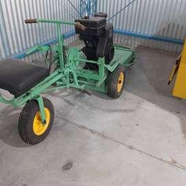 Tractor Cortador Césped / Desmalezador