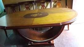 Bendo una mesa
