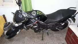 Vendo moto 200c