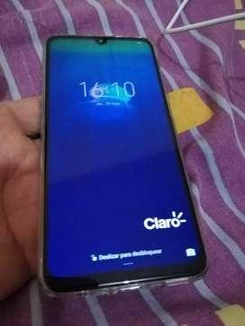 Vendo Celular Nuevo Huawei PSmart de 64G y 3 Ram color Azul