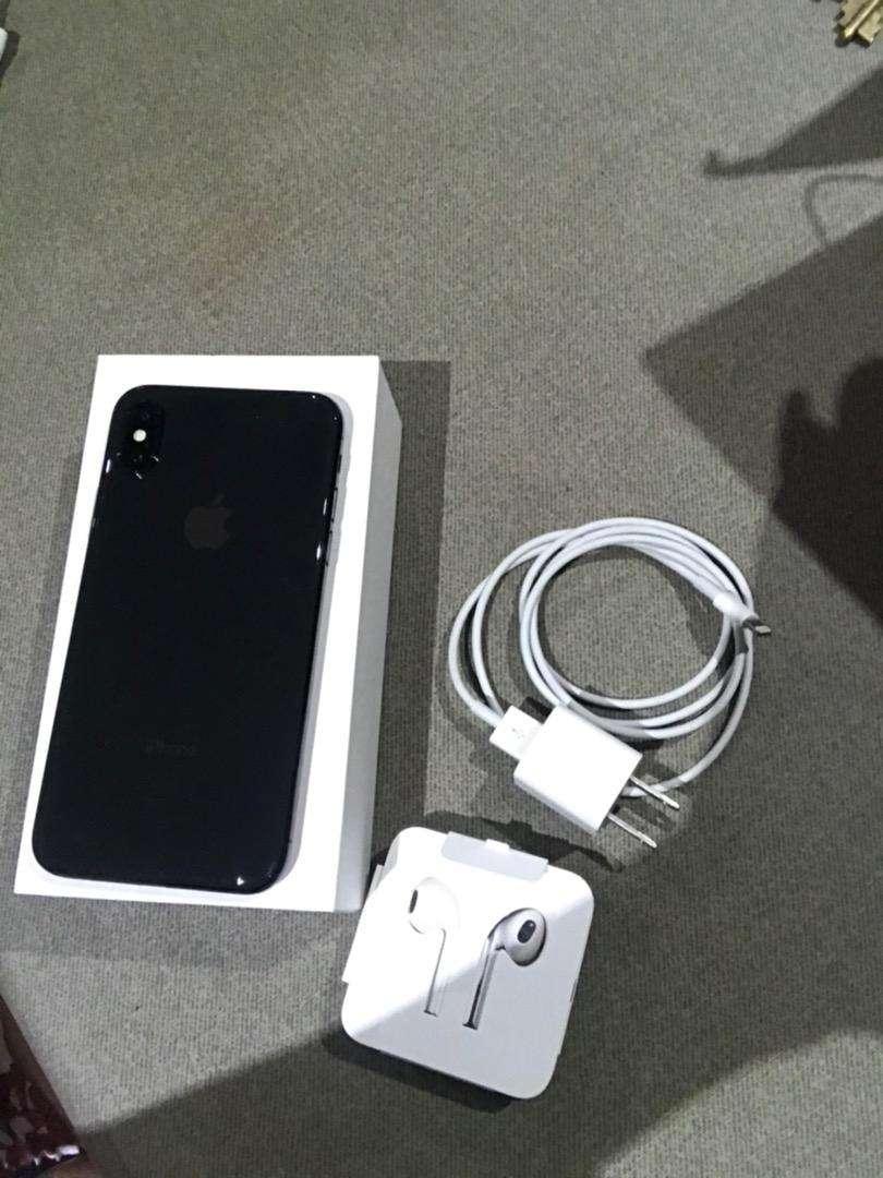 iPhone X64gb 0