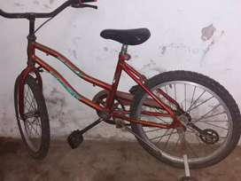 Vendo Bici para niños