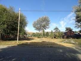 Lote en venta de 504 m2 ubicado a 3 cuadras de la plaza central de la ciudad Junín de los Andes