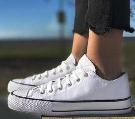 Zapatillas Lona Tipo Converse