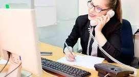 se solicita asistente administrativa con experiencia