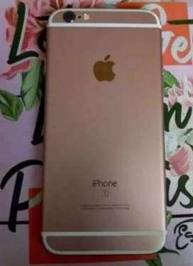 Iphone 6S  OroRosa 64gb 4 ram 9/10