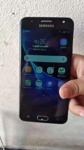 Samsung Galaxy J5 Prime, libre, seminuevo. Impecable digno de ver. Zona san justo