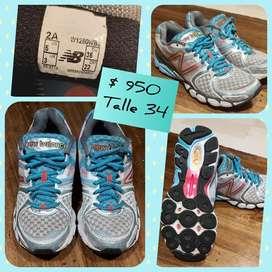 Zapatillas New Balance niños