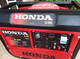 Planta Generador Honda EX4500 A