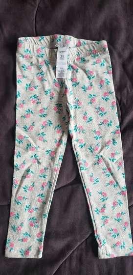 Lindo pantalón de niña