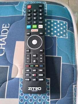 Vendo nuevo control Remoto para Smart TV Zitro, Hyundai y Rca y Prima