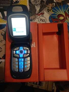 celular nextel i760 azul solo para radio iden nextel - SOLO RADIO