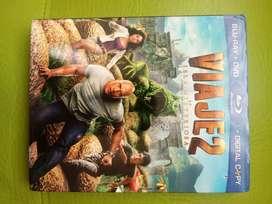 Viaje 2 en DVD y Bluray