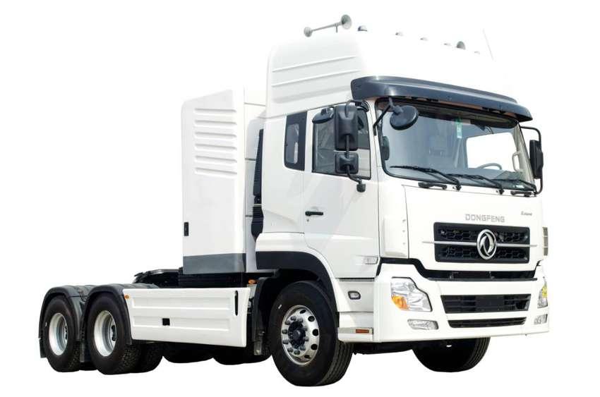 Camión Tracto Remolcador Kinland 420 GNV 0