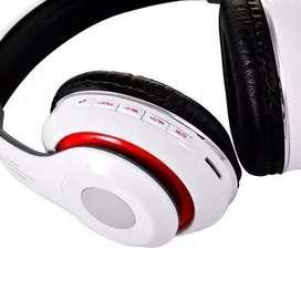 Auricular Bluetooth 4.2 Stn13 Sd Hd Mp3 Fm Recargable