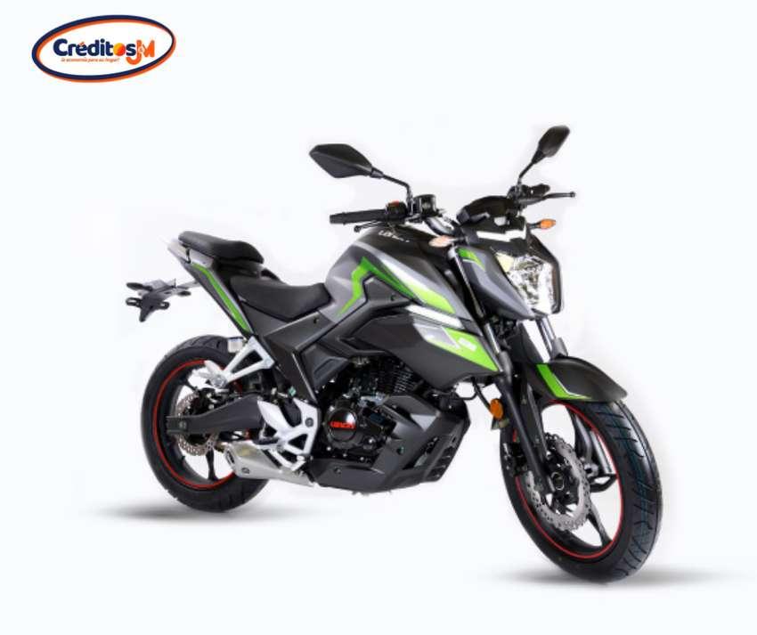Moto Locin CR5 Pro 250cc  (2020) 0