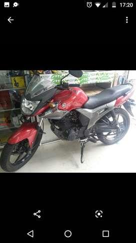 Yamaha szr bonita