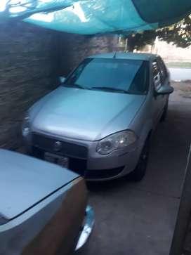 Fiat siena 1.4 8v  año 2008