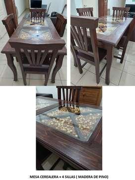 Venta de muebles varios por mudanza