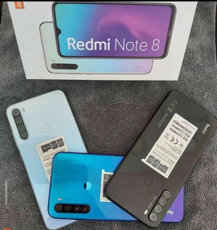 Redmi Note 8 128GB - NUEVO