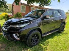 Toyota hilux sw4 2016