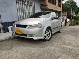 Se vende Chevrolet Aveo gti 2007