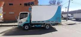 Se Vende camión Jac refrigerado excelente estado