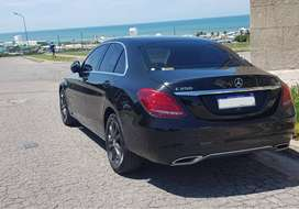 Mercedes Benz C250 2017, caja autom. de 7ma. IMPECABLE