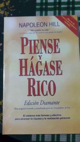 PIENSE Y HAGASE RICO (nuevo)