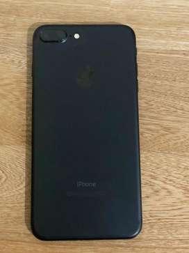 Vendo iphone 7 plus de 128 gb