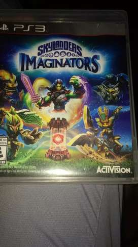 Skylanders imaginators + portal +3 juegos