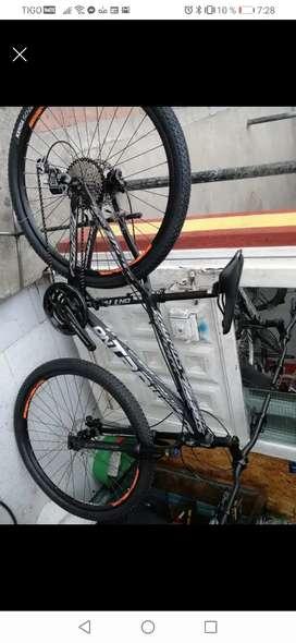 Bicicleta rin 29 hidrualica