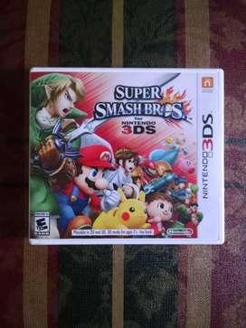 Super Smash Bros N3DS