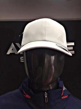 Gorra adidas blanca training original
