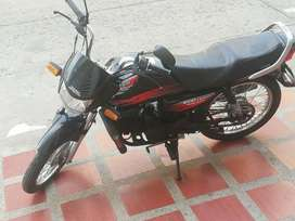 Vendo honda eco 2011